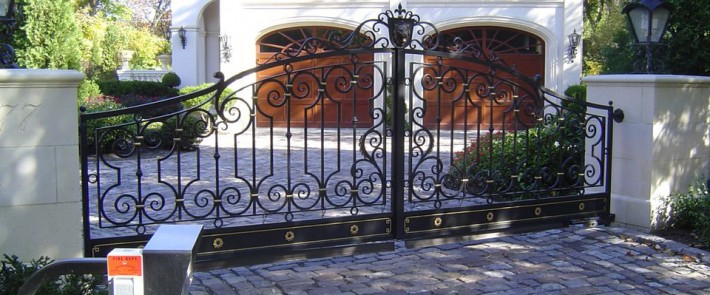 Automated Gates installed in Larne